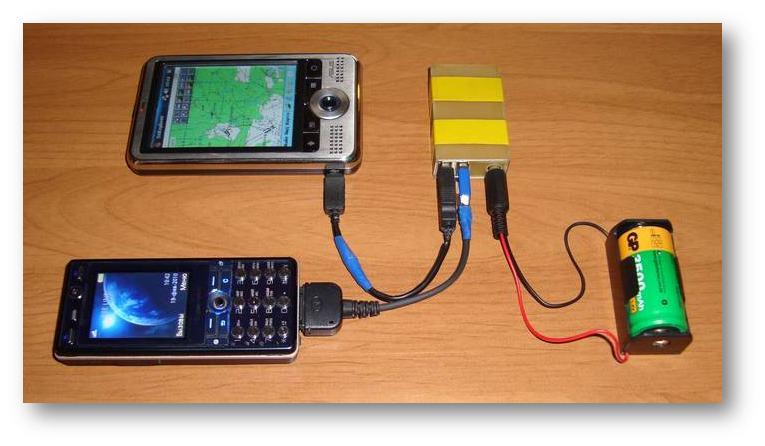 Как сделать батарейку на 5 вольт