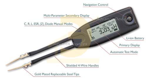 Пинцет-измеритель RLC Smart
