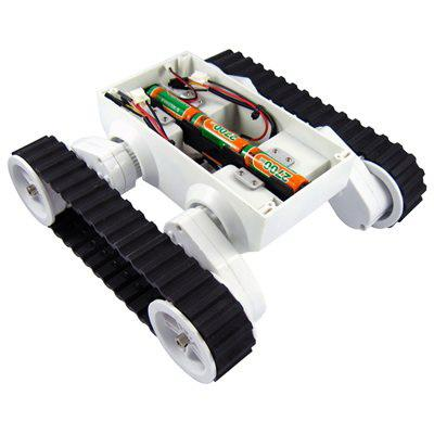 Rover 5 chassis [with 4 encoder]