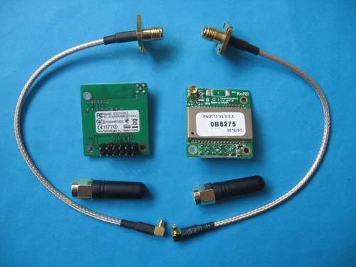 Приемо-передатчик беспроводной.  ESD110V2_01.  Беспроводные и встраиваемые решения.