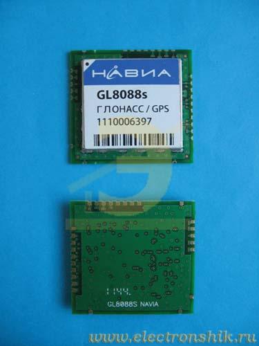 ����� ������ GLONASS / GPS GL8088s