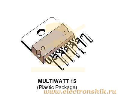 Нужен предварительный стереоусилитель для двух TDA7295.