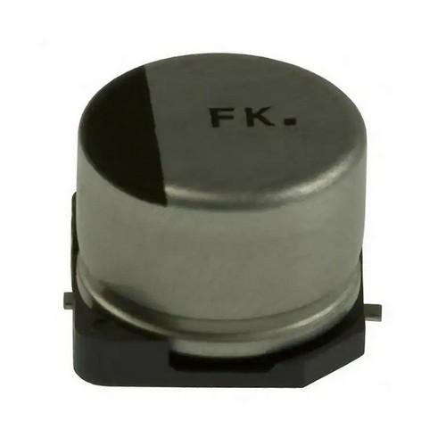 EEEFK1H470P Panasonic Конденсаторы электролитические алюминиевые, цена, купить в ДКО Электронщик