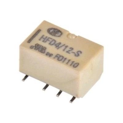 HFD4/12-SR HONGFA Реле электромеханические, цена, купить в ДКО Электронщик