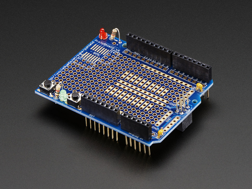 Proto Shield for Arduino Kit - Stackable Version R3