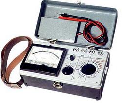 Прибор электроизмерительный многофункциональный (ампервольтметр) 4306.  Прибор 4306 с автоматической защитой от...