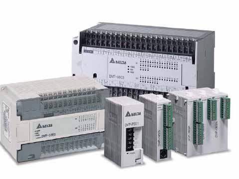 Программируемые логические контроллеры.  Контроллеры DELTA DVP являются законченными... семейства DELTA DVP...