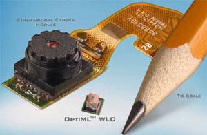 Камера OptiML WLC в сравнении со стандартной камерой телефона