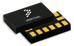 Датчики ускорения семейства MMA73x0L