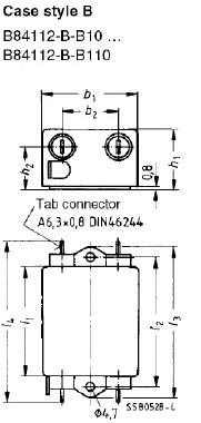EPCOS B84111AB110