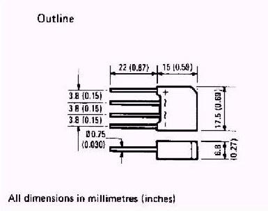 Цены на VS-2KBP10