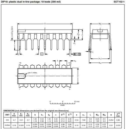 Texas Instruments LM3914N-1/NOPB