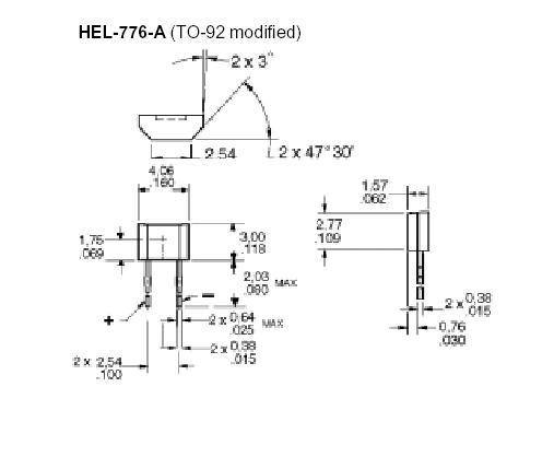 Honeywell HEL-776-A-U-1