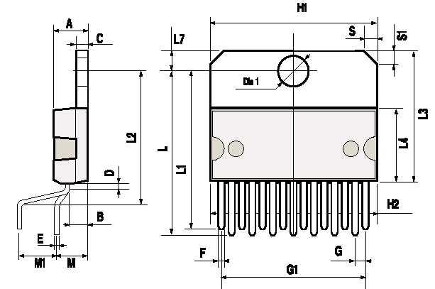 STMicroelectronics TDA7377