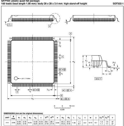 Altera EPM7192SQC160-15N