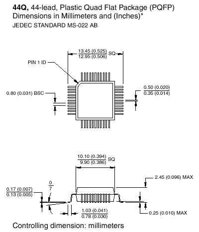 Altera EPM7064STC44-10N