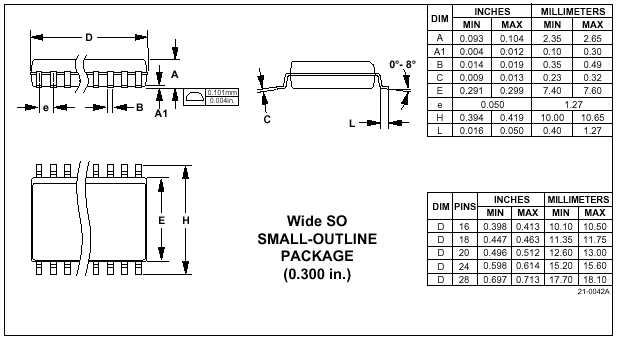 Texas Instruments TP3067ADW