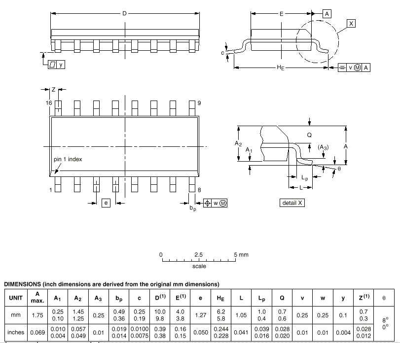 ON Semiconductor MC14053BDR2G