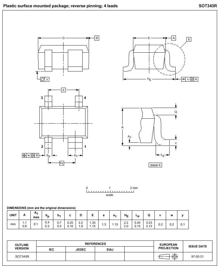 Infineon BFP540E6327