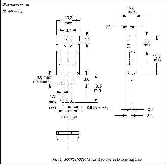 STMicroelectronics BTB04-600SL