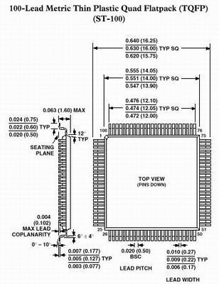 Цена ATmega6490V-8AU