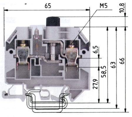 WIELAND ELECTRIC GMBH. - 57.910.5455.0