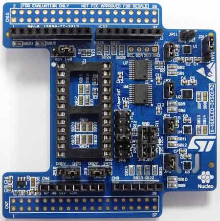 STMicroelectronics X-NUCLEO-IKS01A2